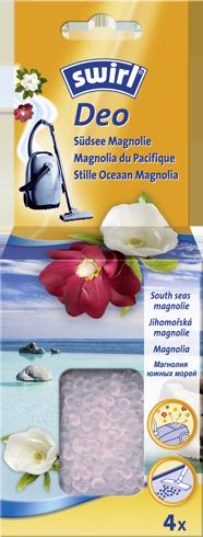 Dezodoračné perly s vôňou juhomorskej magnólie