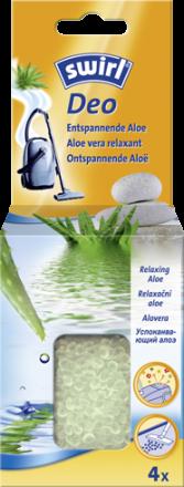 Dezodoračné perly s relaxačnou vôňou aloe vera